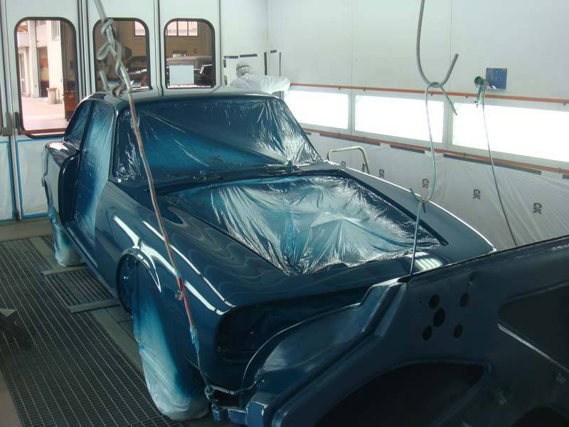 restauro auto epoca 1