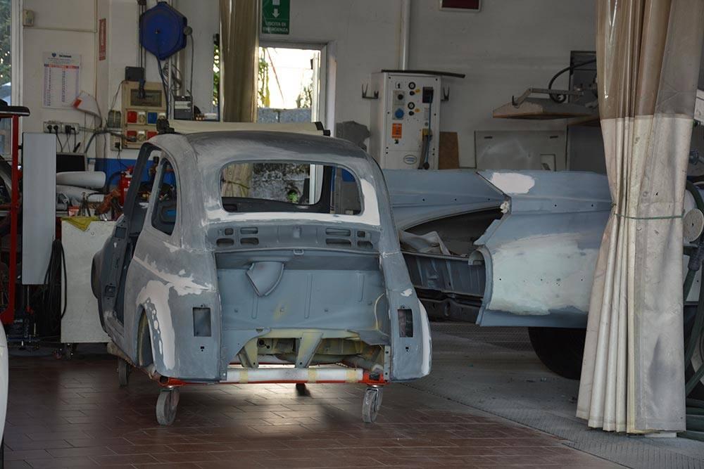 restauro macchine epoca lecco 1