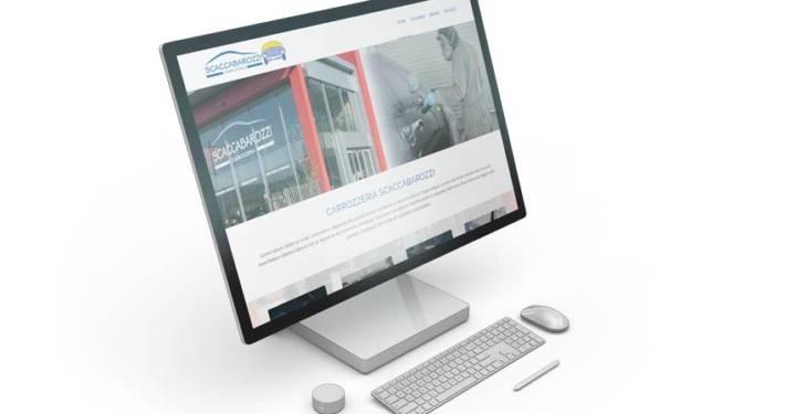 nuovo sito web carrozzeria scaccabarozzi